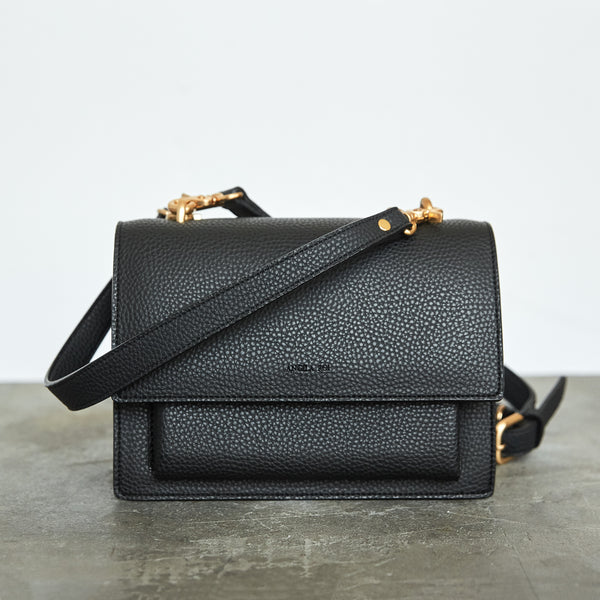 Eloise Satchel - Black