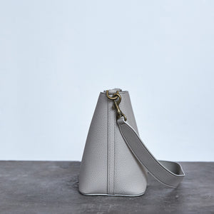 Angelou Mini Bucket - Light Gray Set