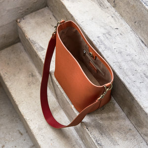 Angelou Mini Bucket - Brown Set