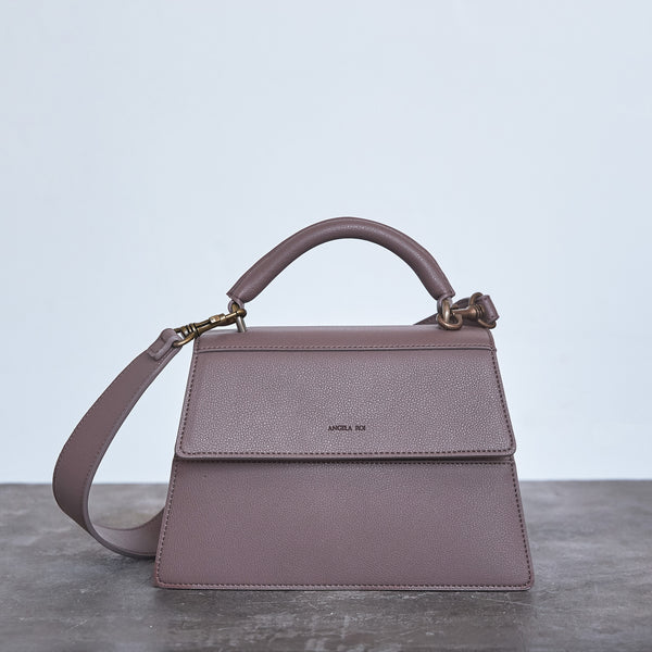 Hamilton Satchel - Ash Rose