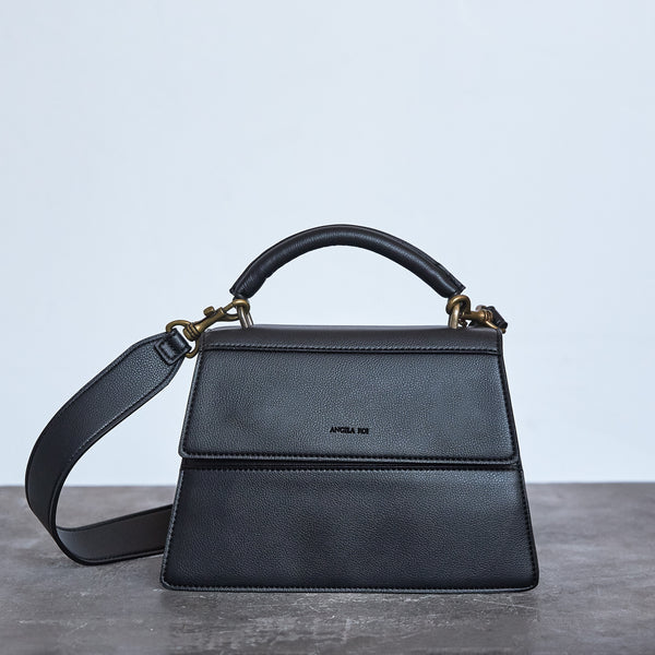 Hamilton Satchel - Black