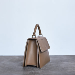 Hamilton Satchel - Mud Beige [Sample Sale]