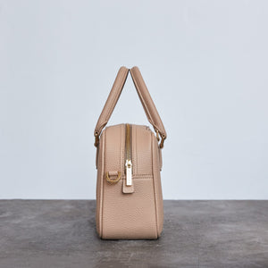 Barton Duffle Tote - Ecru [Sample Sale]