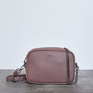 Grace Mini Cross-body - Ash Rose [Sample Sale]
