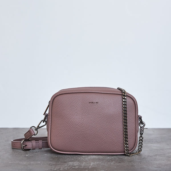 Grace Mini Cross-body - Ash Rose