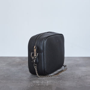 Grace Mini Cross-body - Black