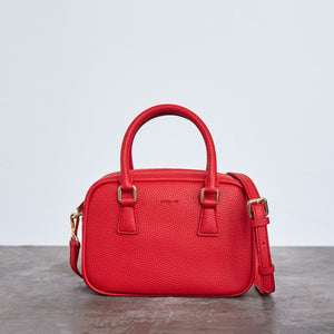 Barton Mini - Red [Sample Sale]
