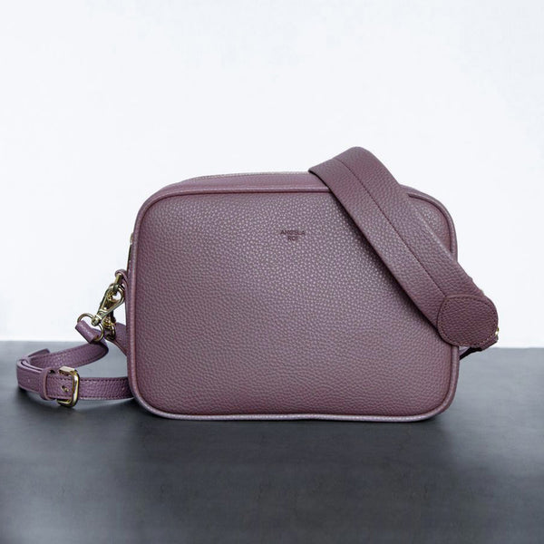 Grace Crossbody [Signet] - Ash Rose