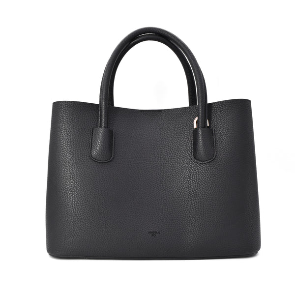 Cher Tote [Signet] - Black [Sample Sale]