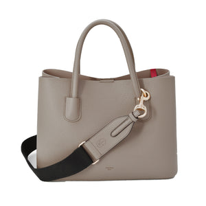 Cher Tote [Signet] - Light Mud Gray [Sample Sale]