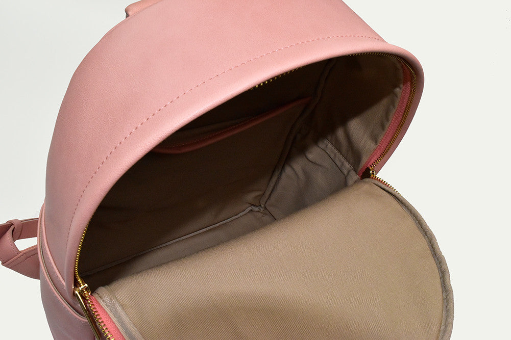 Madison Backpack - Dusty Rose [Sample Sale]