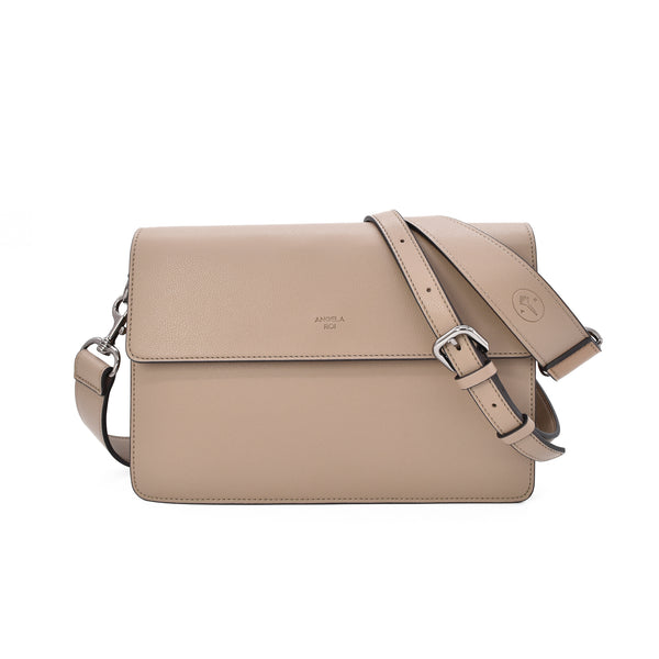 Hamilton Shoulder Bag [Signet] - French Beige [Sample Sale]
