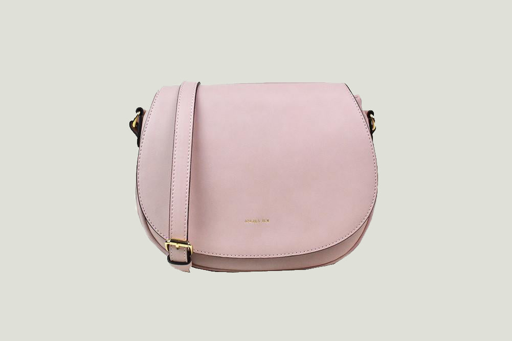 Morning Cross-body - Powder Pink [Sample Sale]