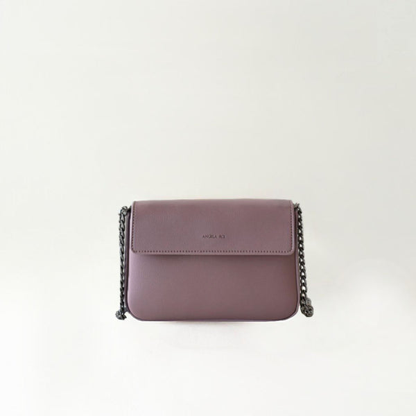Hamilton Mini Chain Cross-body - Ash Rose