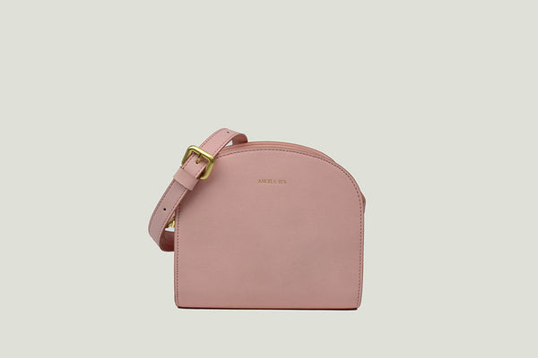 Luna Cross-Body - Pale Pink