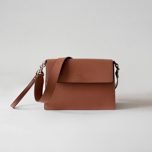 Hamilton Shoulder Bag - Brown