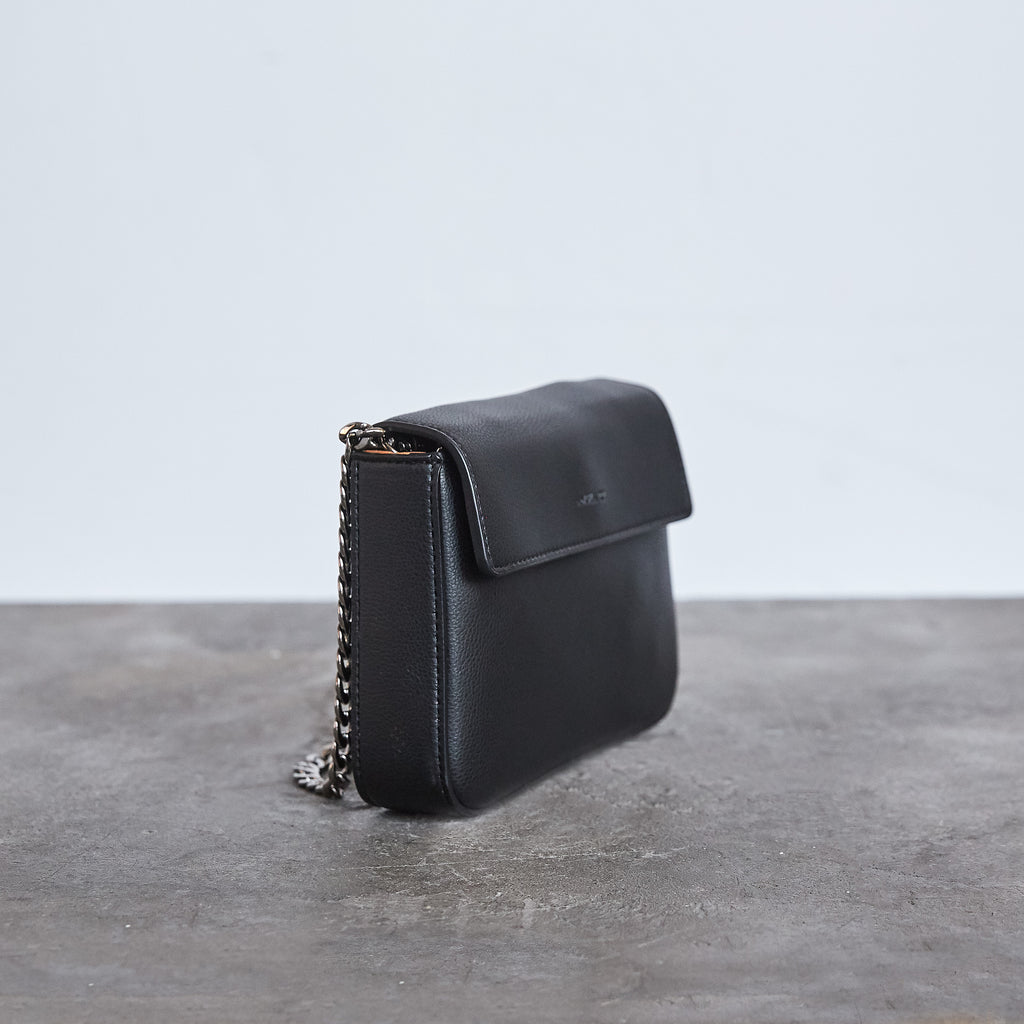 Hamilton Mini Chain Cross-body - Black [Sample Sale]