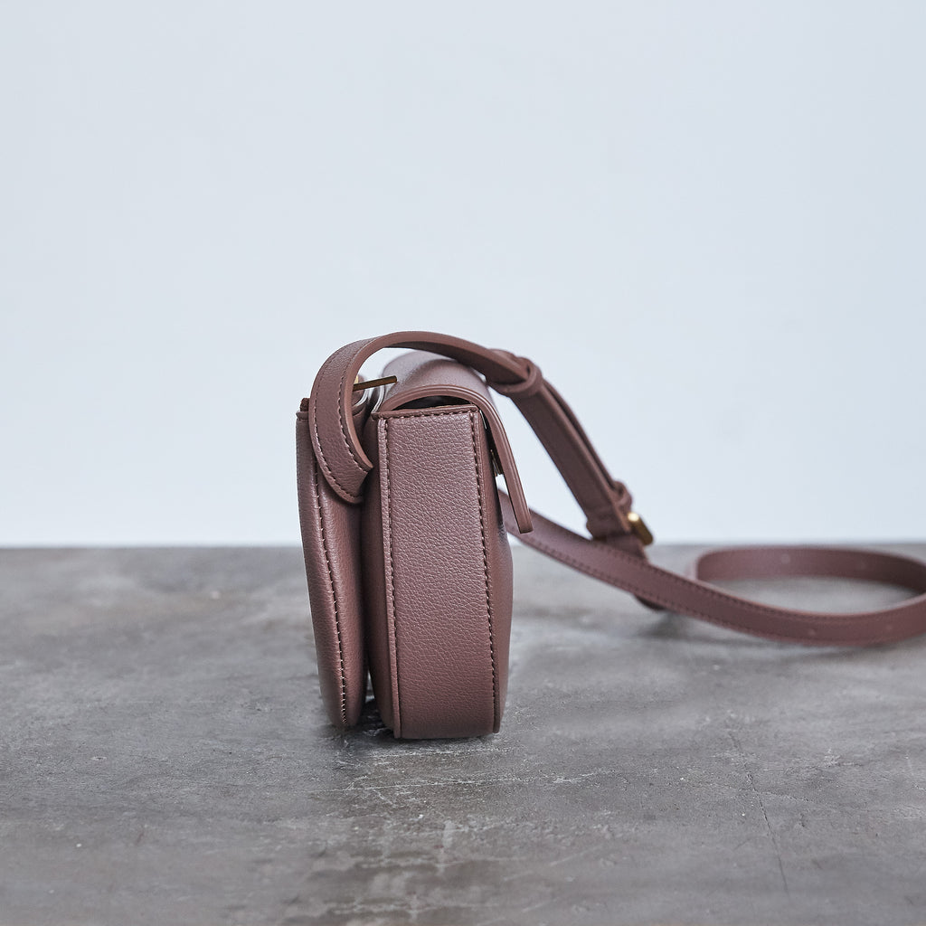 Hamilton Belt Bag / Cross-body - Ash Rose