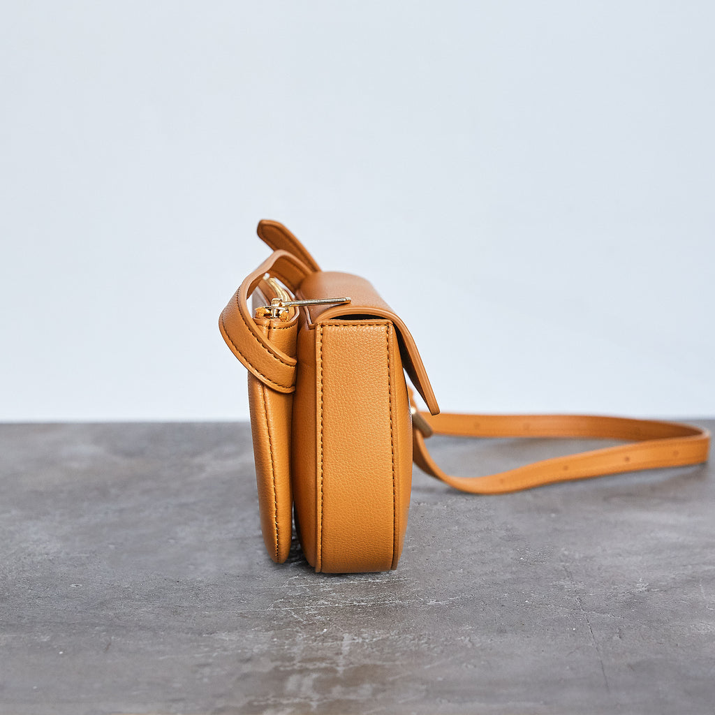 Hamilton Belt Bag / Cross-body - Mustard [Sample Sale]