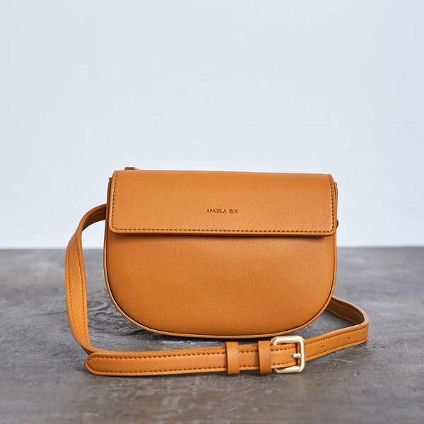 Hamilton Belt Bag / Cross-body - Mustard