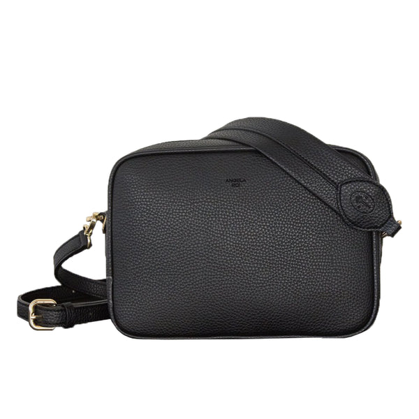 Grace Crossbody [Signet] - Black [Sample Sale]