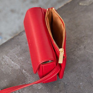 Hamilton Belt Bag / Cross-body - Red