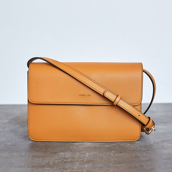 Hamilton Cross-body - Mustard