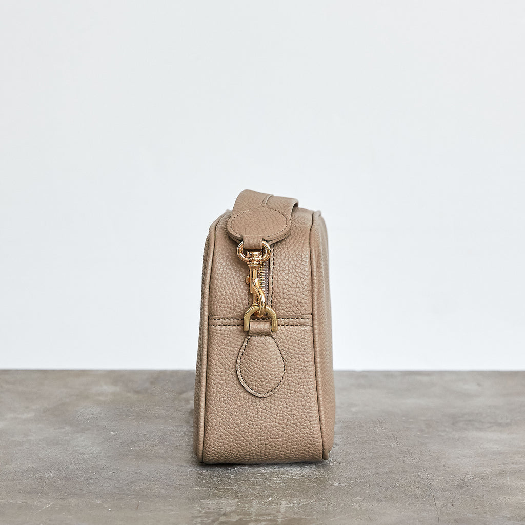 Grace Cross-body - Light Mud Gray [No AR Logo]
