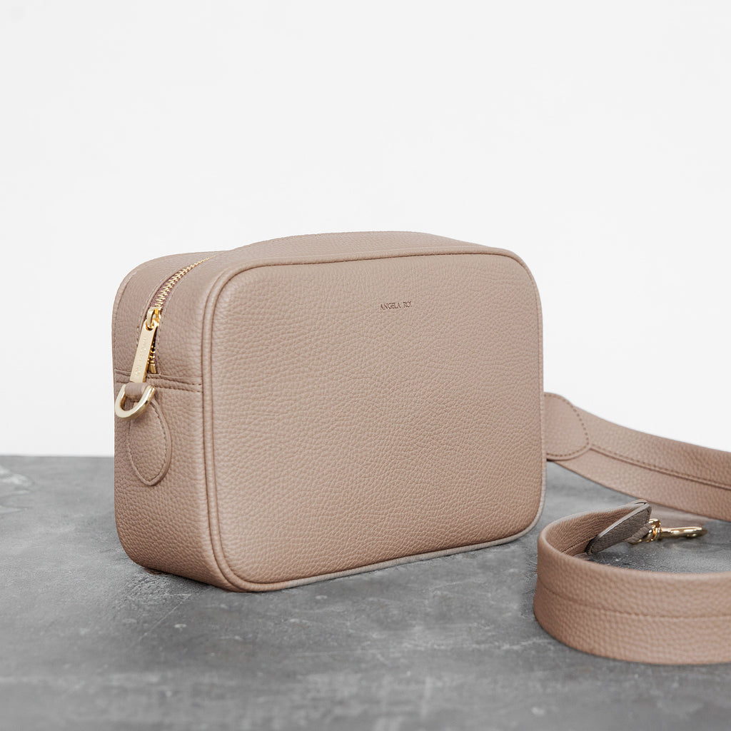 Grace Cross-body - Light Mud Gray [No AR Logo] [Sample Sale]