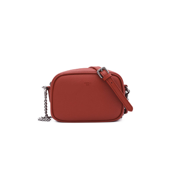 Grace Micro Crossbody [Signet] - Orange [Pre-Order]