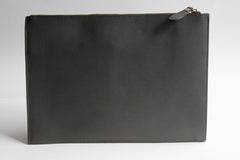 December Clutch - Gray (Sample Sale)
