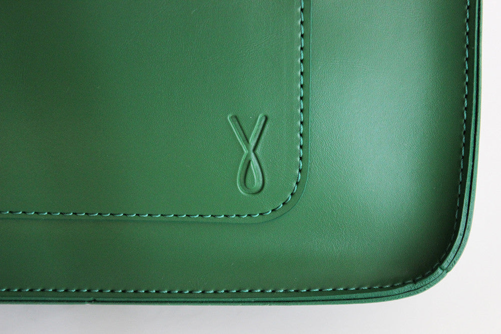 Palette Cross-body - Green (Sample Sale)
