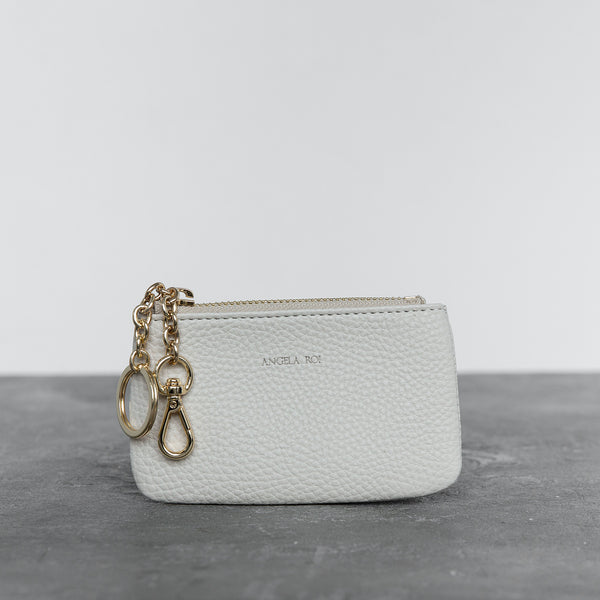 Zuri Card Pouch - Cloud