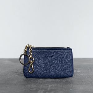 Zuri Card Pouch - Blue [Sample Sale]