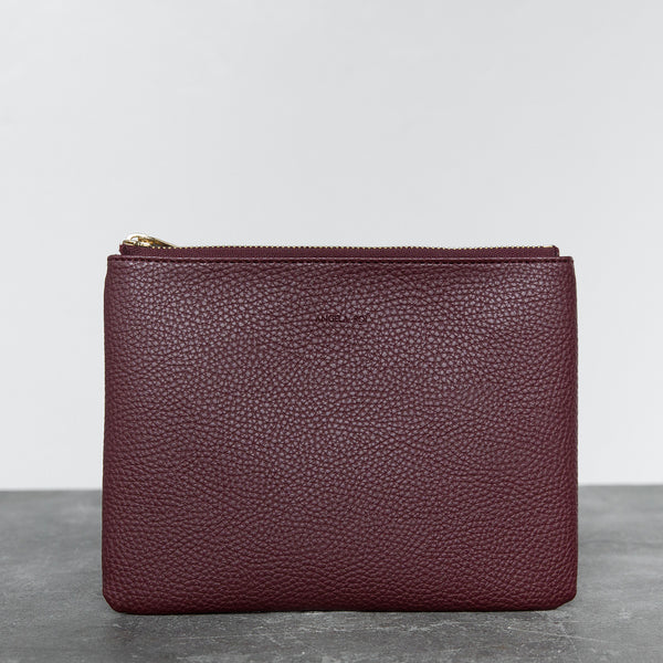 Zuri Travel Pouch - Bordeaux