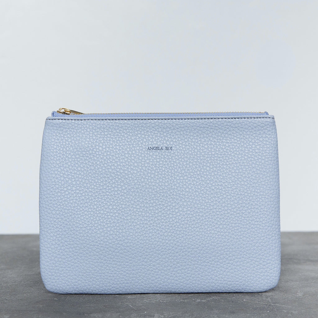 Zuri Travel Pouch - Lavender [Sample Sale]