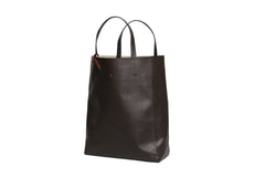 Everyday Dark-Brown Long Tote (Sample Sale)