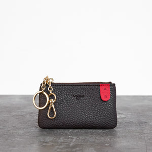Zuri Card Pouch [Signet] - Dark Brown