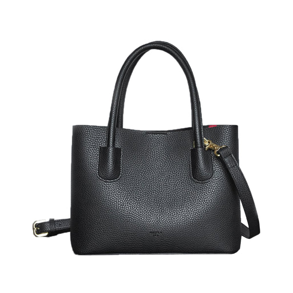 Cher Mini [Signet] - Black [Sample Sale]