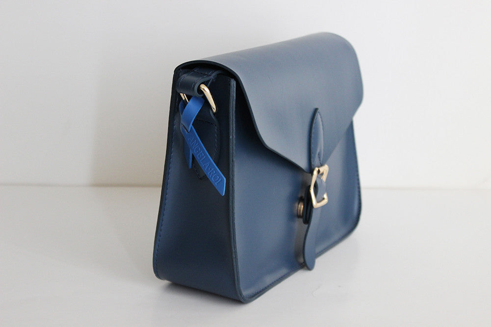 Palette Cross-body - Blue (Sample Sale)