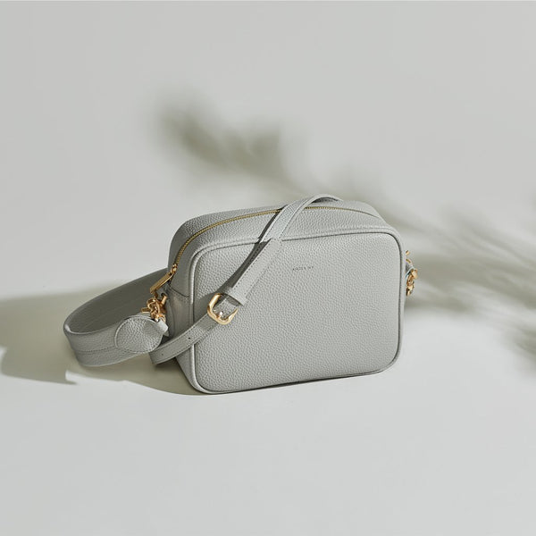 Grace Cross-body - Light Gray [No AR Logo]