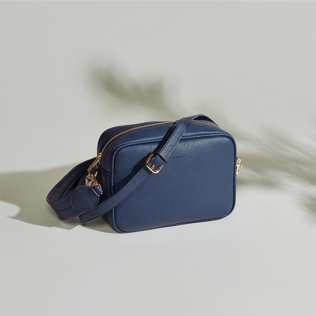 Grace Cross-body - Navy [No AR Logo]