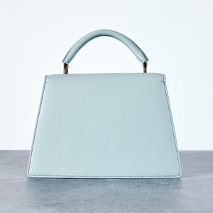 Hamilton Satchel [Signet] - Biscay Green [Sample Sale]