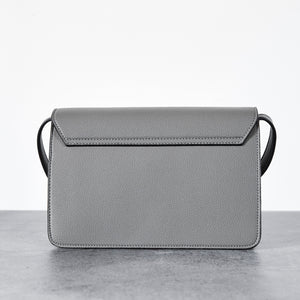 Hamilton Crossbody [Signet] - Gray