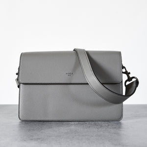 Hamilton Shoulder Bag [Signet] - Gray