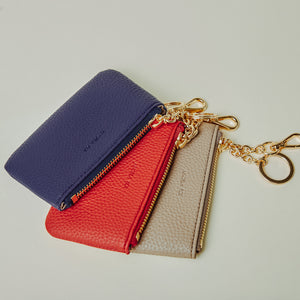 Zuri Card Pouch - Red