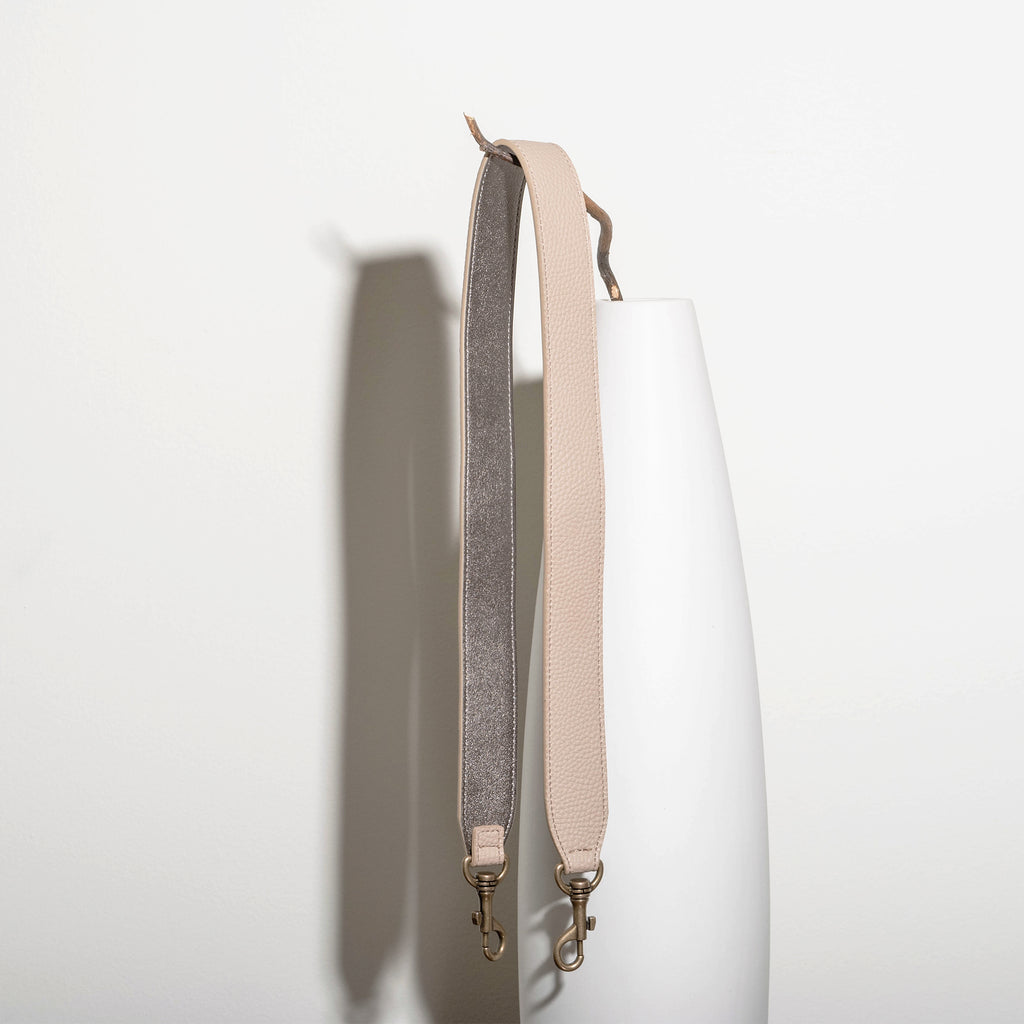 Angelou Shoulder Strap - Ecru [Sample Sale]
