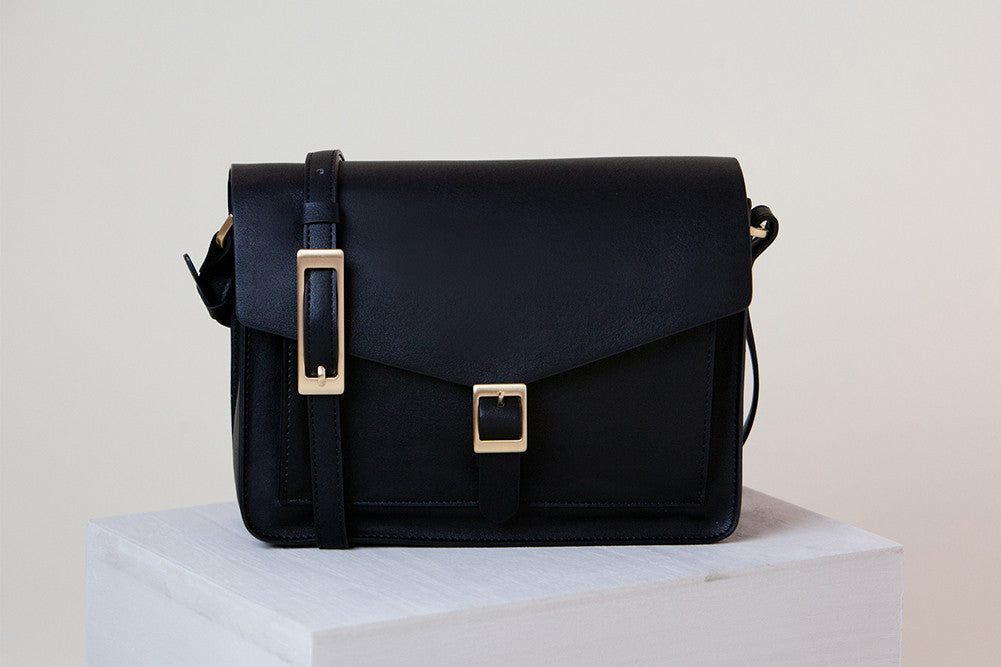 Anya Cross-body - Black