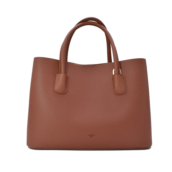 Cher Tote [Signet] - Brown [Sample Sale]