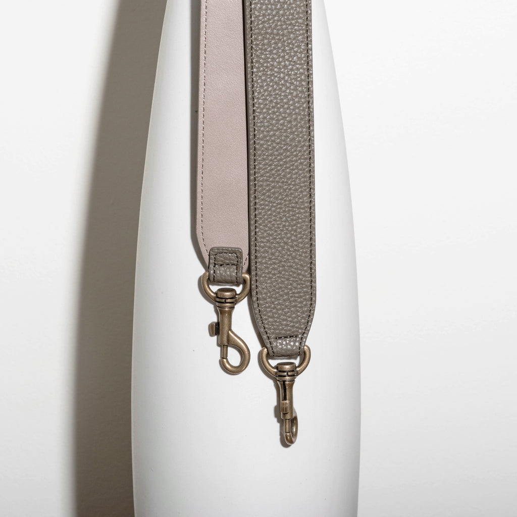Angelou Shoulder Strap - Ash Brown [Sample Sale]